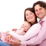 Dodatki dziecięce dla matki i ojca